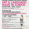 ART AND LANGUAGE:  MADE IN ZURICH, Selected Editions 1965-1972 at Galerie Jordan/Seydoux - Drawings and Prints on Berlin Art Grid